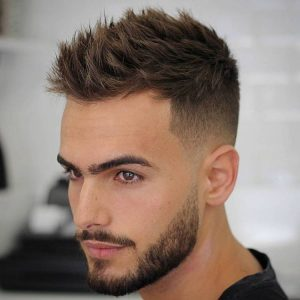 Hairstyle Mississauga_Fade Haircut